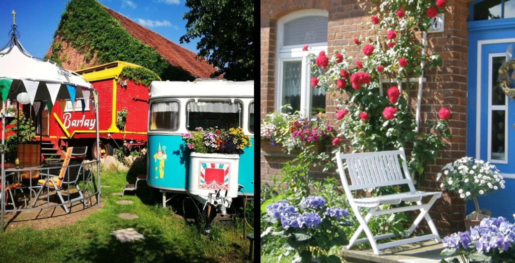 Anna Mueritz - Ferienwohnungen und Zirkuswagen